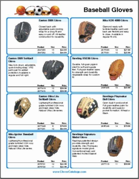 Product Catalogue Template Pdf Inspirational Catalog Template Samples