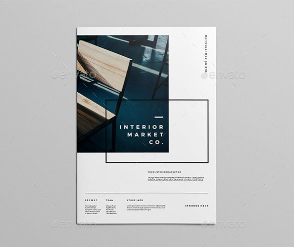 Product Catalogue Template Pdf Lovely 40 Best Brochure Design Templates 2018