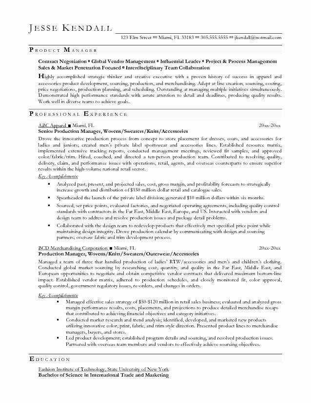 Production assistant Resume Examples Inspirational Production Coordinator Resume