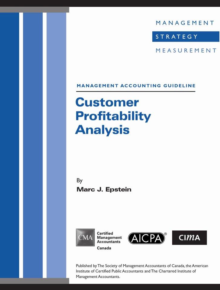 Profitability Analysis Template Beautiful Download Customer Analysis Templates for Free Tidytemplates