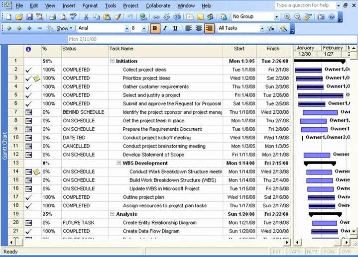Project Plan Examples Excel Unique Get Project Plan Template Excel