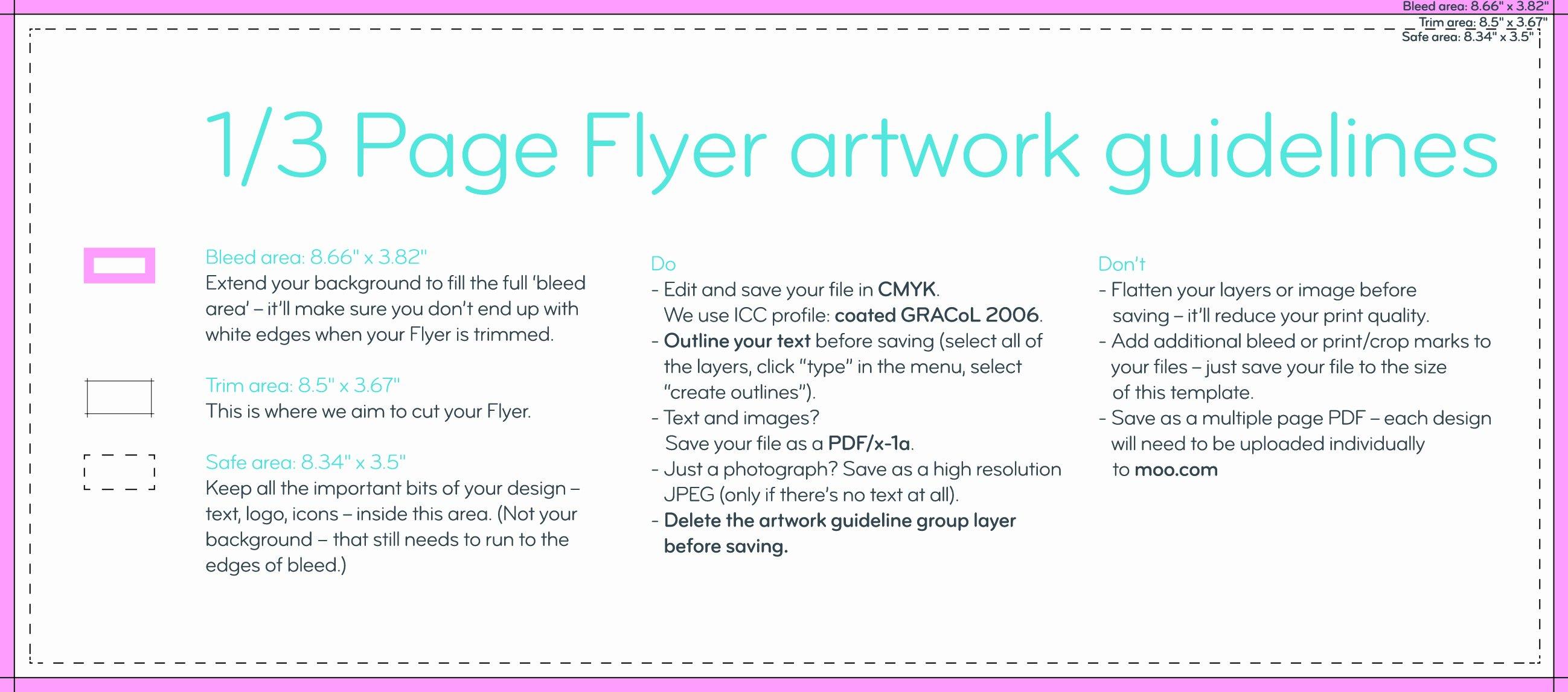 Quarter Sheet Flyer Template Fresh 28 Of Half Page Flyer Template