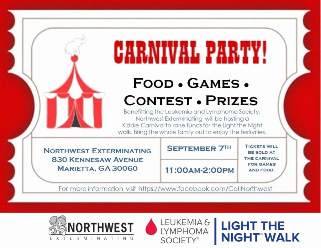 Raffle Flyer Template Free Unique Carnival Flyer Raffle Ticket Scu Pinterest
