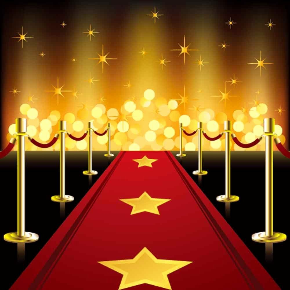 Red Carpet Invitation Template Free Best Of Red Carpet Backdrops Gold Glitter Backdrop Steps