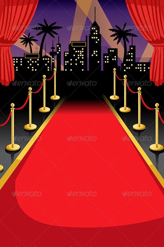 Red Carpet Invitation Template Free Fresh Red Carpet Invitation Template Free Google Search