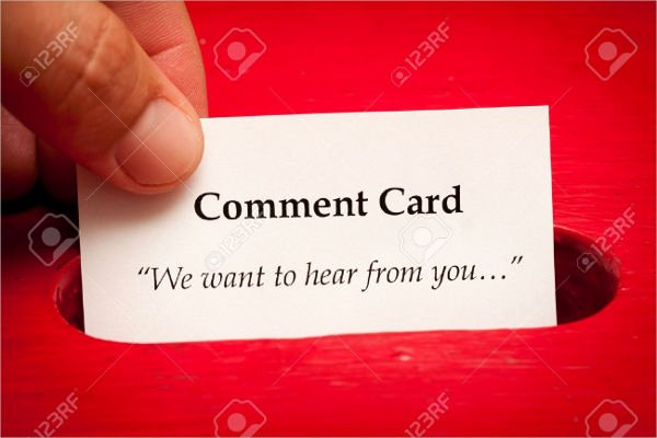 customer ment card