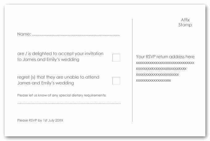 Rsvp Online Wording Lovely Best S Of Wedding Invitations Rsvp Examples Wedding