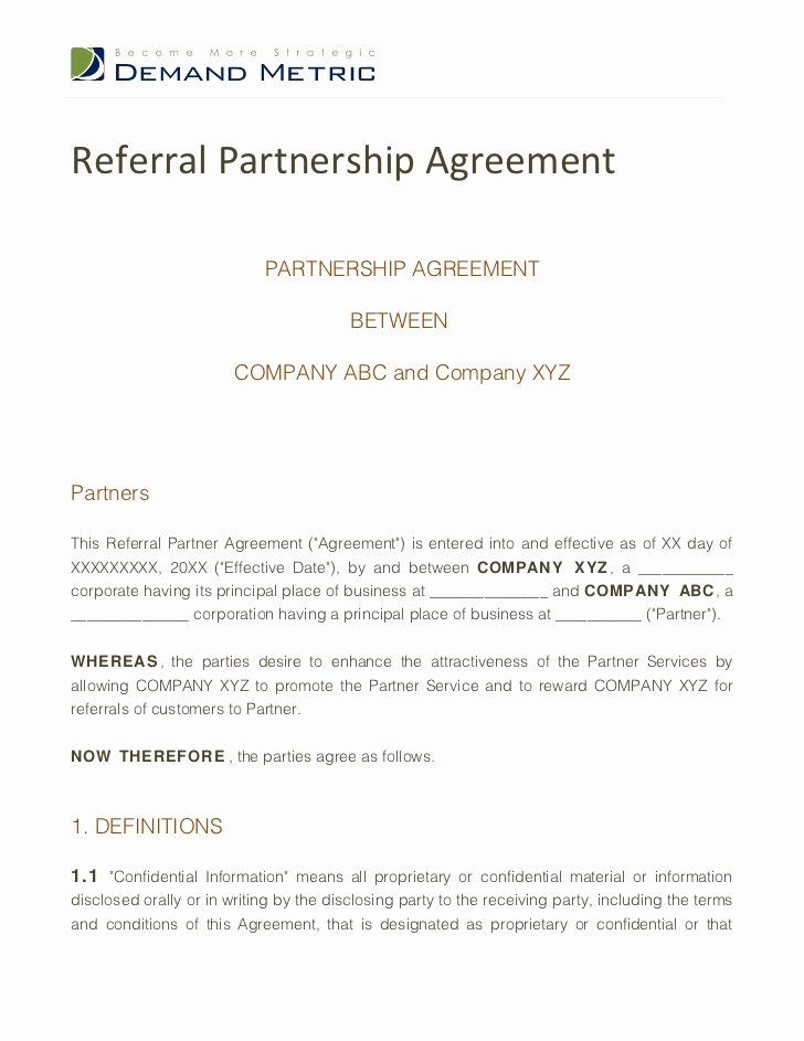 Saas Reseller Agreement Template Awesome Saas Agreement