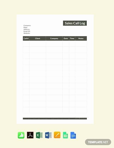 simple call logs