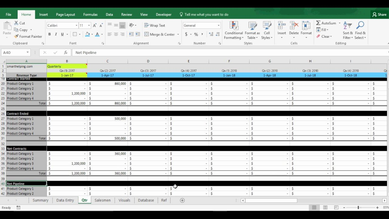 Sales Pipeline Template Excel Unique Sales Pipeline Tracking Template Crm In Excel