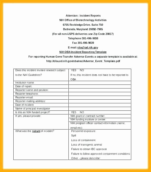 Sample Grant Report Awesome Grant Report form