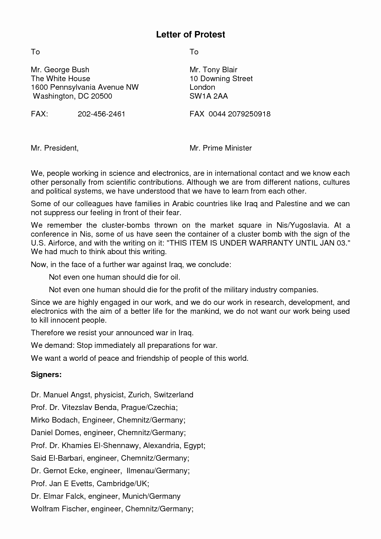 Sample Letter Protest Unemployment Benefits Fresh Best S Of Protest Letter format Unemployment