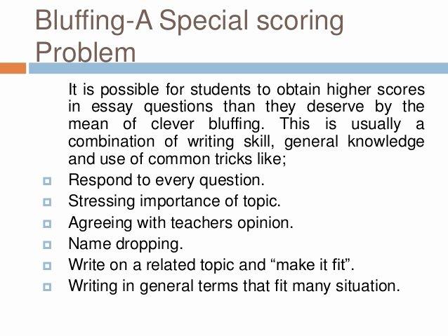 Sat Pearson Flexible Scoring Lovely How to Score Essay Type Of Test Ethisfo X Fc2