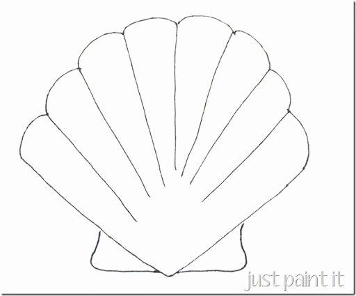 Seashell Template Printable Beautiful Free Starfish Template Download Free Clip Art Free Clip