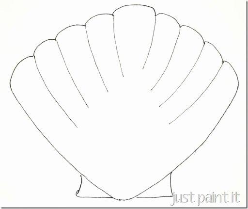 Seashell Template Printable Fresh Index Of Cdn 4 2000 687