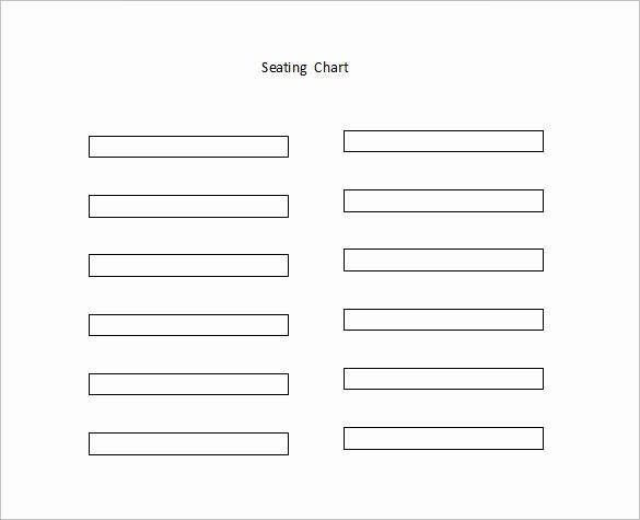 Seating Chart Template Word Awesome Classroom Seating Chart Template 22 Examples In Pdf