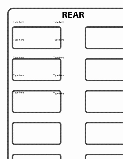 Seating Chart Template Word Inspirational School Bus Seating Chart Template
