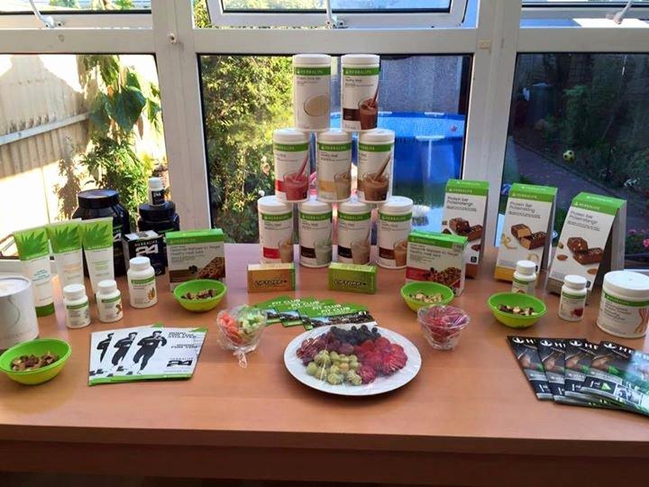 Shake Party Herbalife Beautiful Pim Product Information Meeting Herbalife at