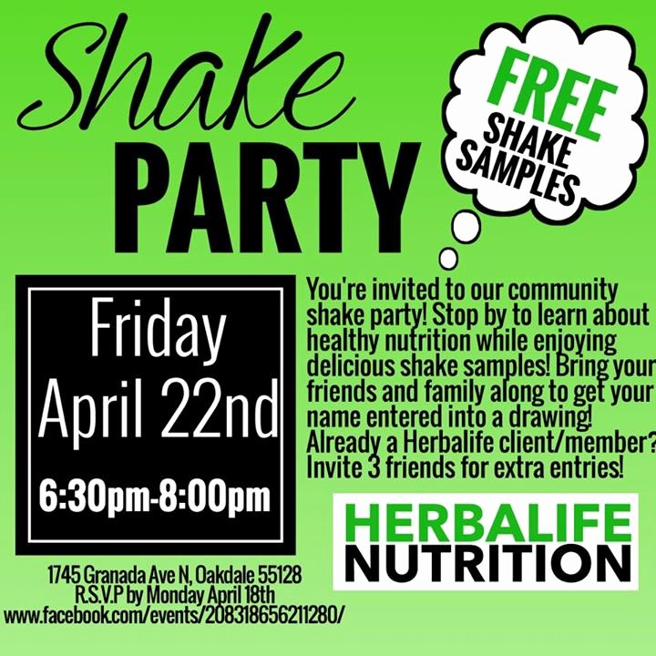 Shake Party Herbalife Luxury Herbalife Shake Party at Cottage Homesteads aspen