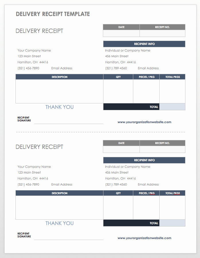 Shipping Manifest Template Excel Fresh Free Shipping and Packing Templates