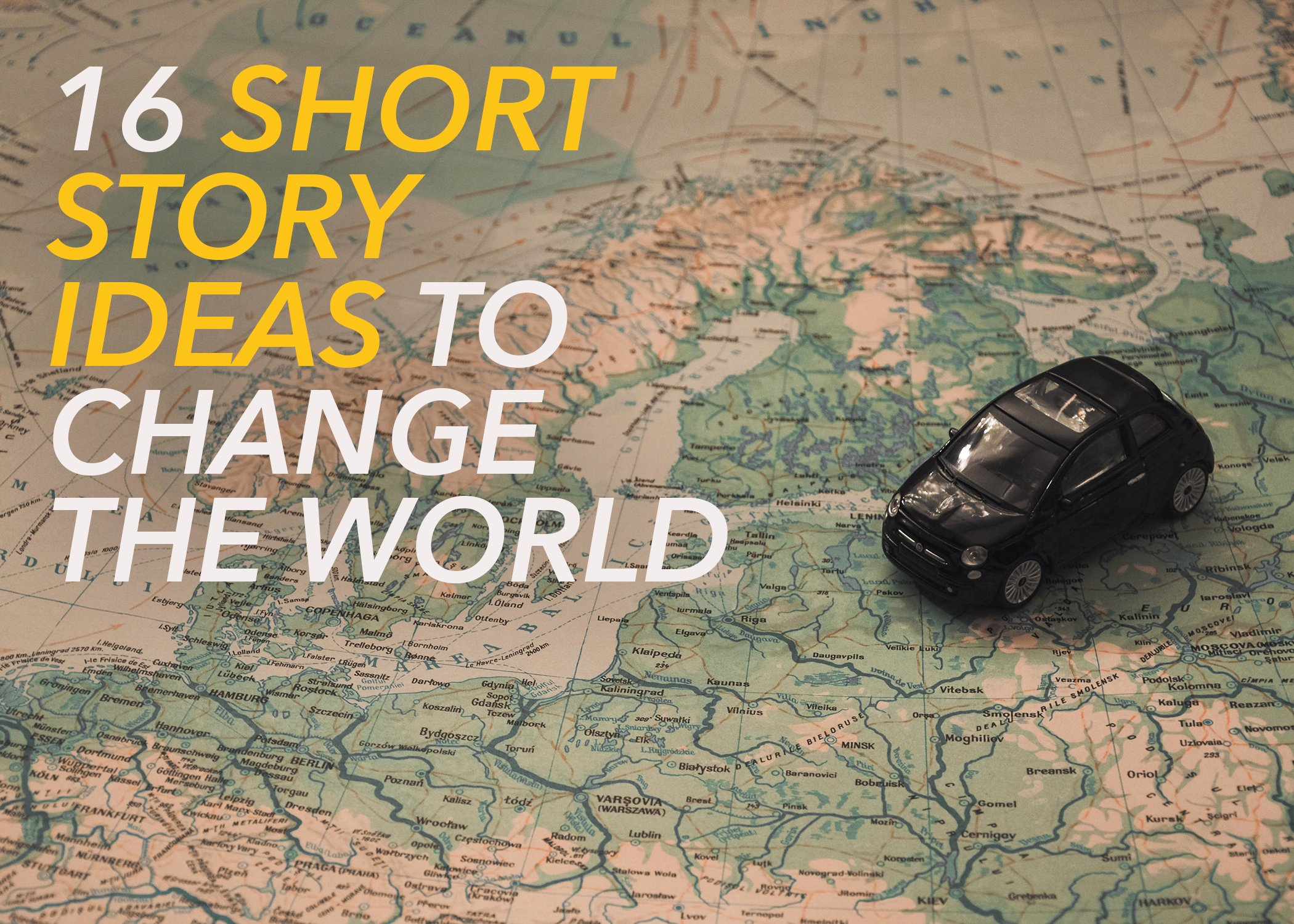 Short Story Essay Ideas Lovely 16 Short Story Ideas to Change the World