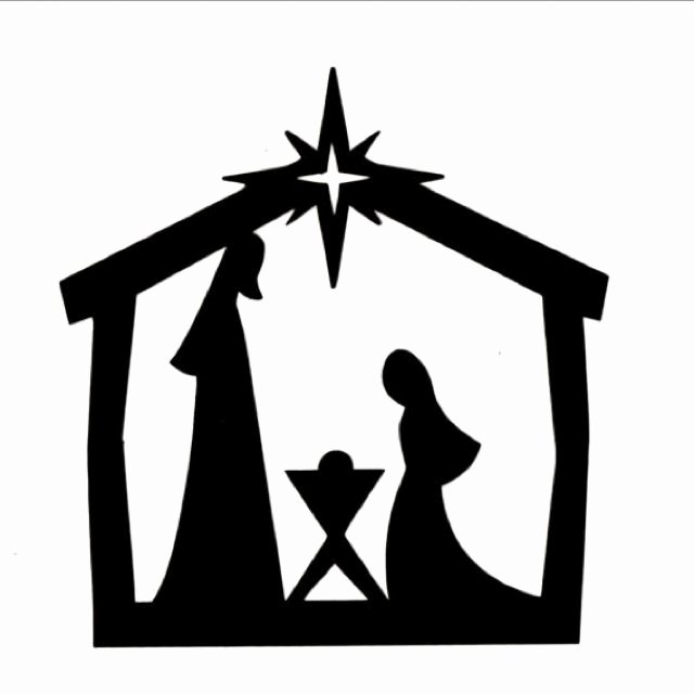 Silhouette Nativity Scene Pattern Unique 1000 Ideas About Nativity Silhouette On Pinterest