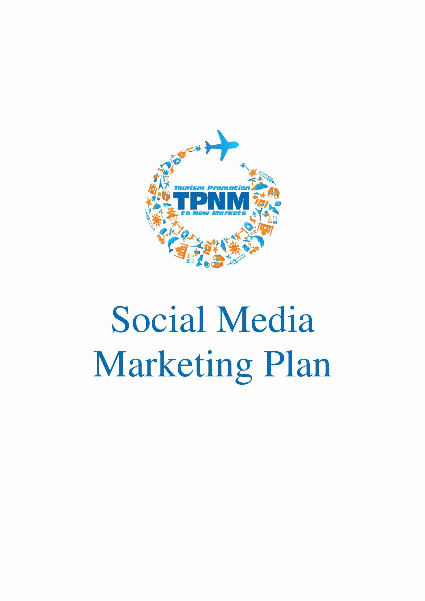 restaurant social media marketing proposal examples