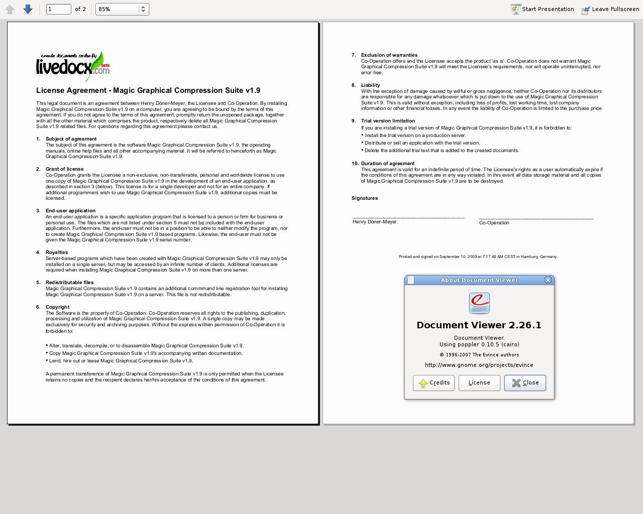 Software User Guide Template Luxury Manual Documentation Zend Framework
