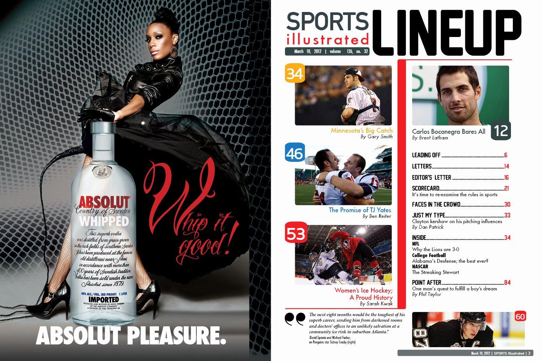 publication design magazine re design