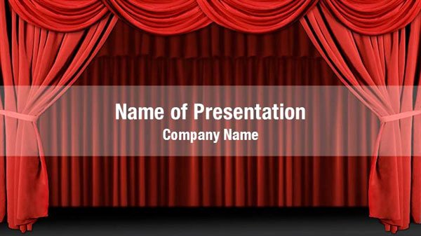 Stage Play format Template Inspirational Stage Powerpoint Templates Stage Powerpoint Backgrounds