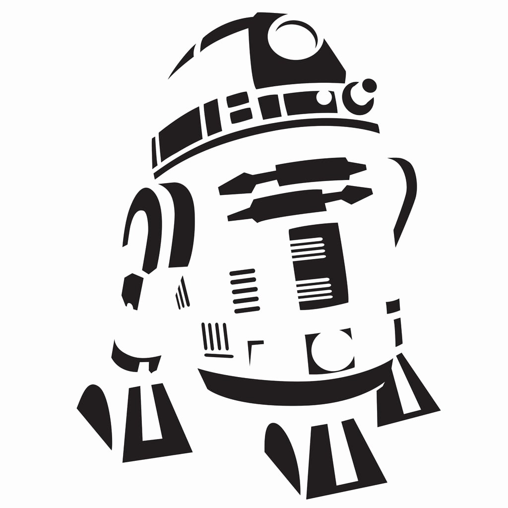 Star Stencil Printable Lovely Free Star Wars Pumpkin Templates