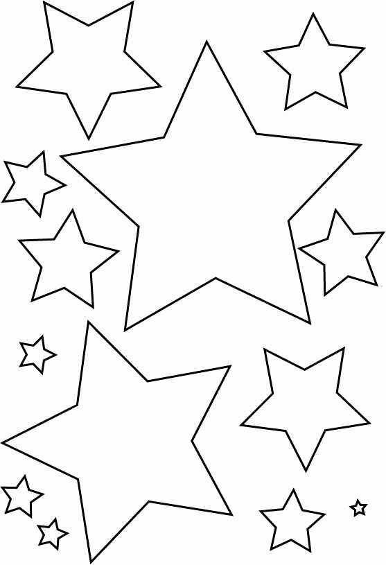 Star Stencil Printable Lovely Vanmarieke Sterren Deel 2 Brooklynn