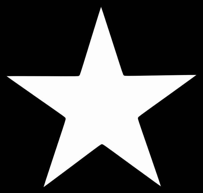 Star Stencil Printable Luxury Star Pattern