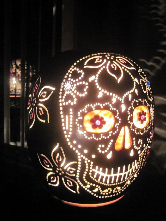 Sugar Skull Pumpkin Carving Stencils Luxury Best 25 Sugar Skull Pumpkin Ideas On Pinterest