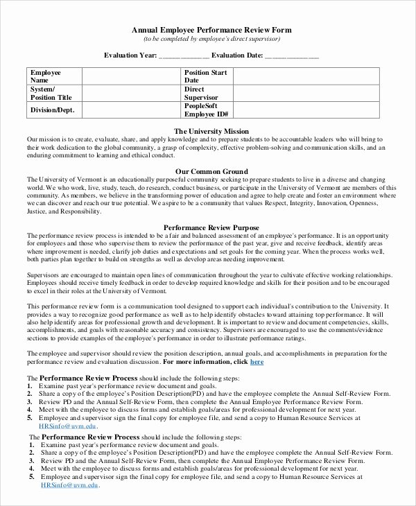 Summary Of Performance Examples Best Of Performance Review Example 8 Samples In Pdf Word
