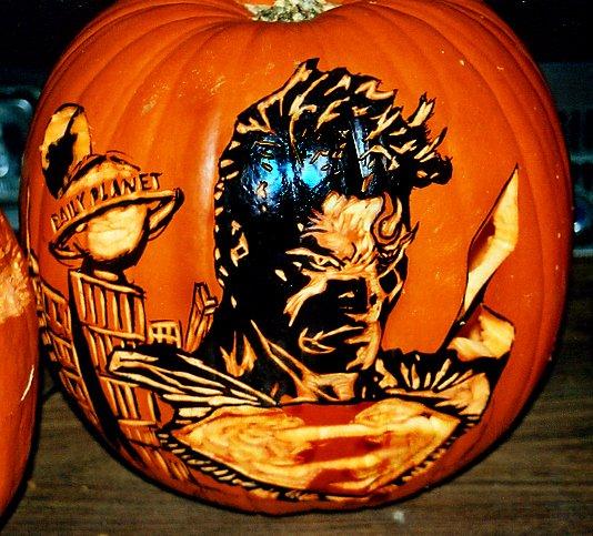 Superman Pumpkin Stencils Beautiful Superman Pumpkin by Rjclrutter On Deviantart