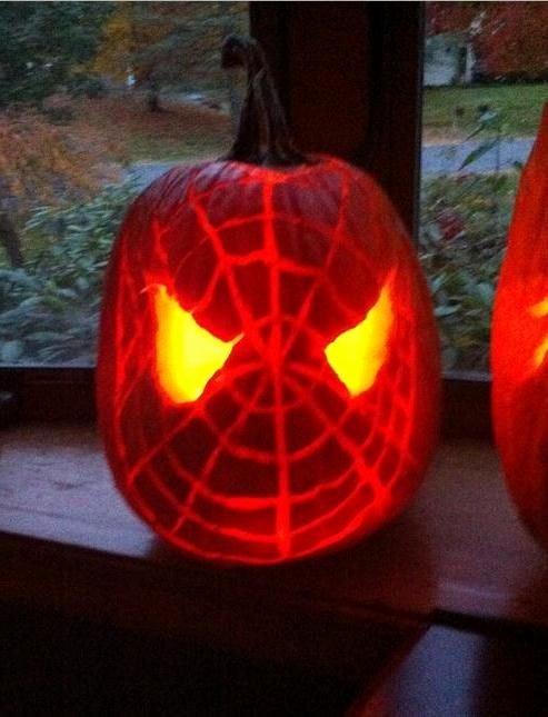 Superman Pumpkin Stencils Luxury Best 25 Spiderman Pumpkin Stencil Ideas On Pinterest