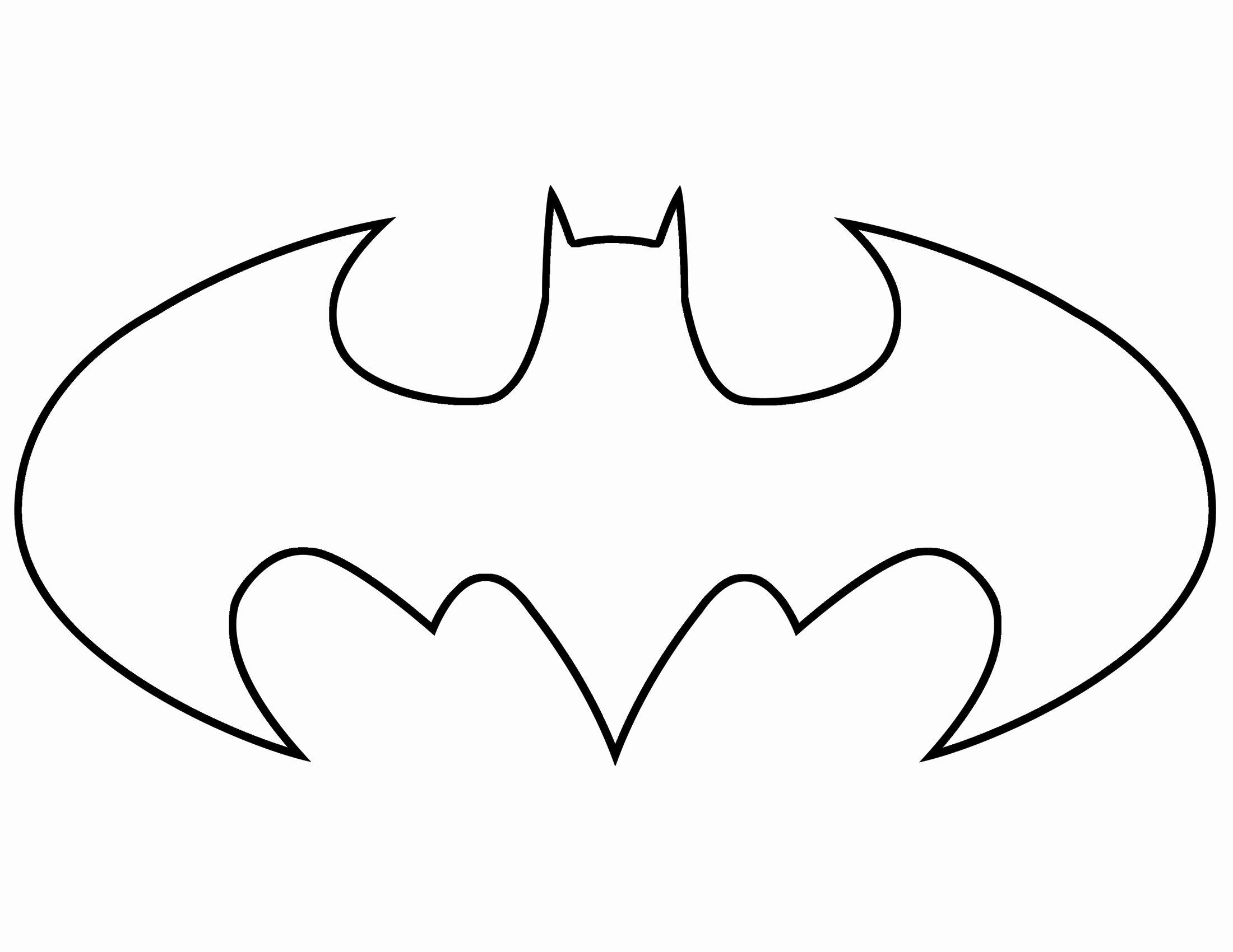 Superman Pumpkin Stencils Unique Superman Logo Outline Cliparts