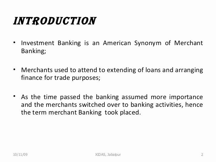 Synonym for Finance Inspirational Merchant Banking