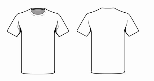 T-shirt Drawing Beautiful Weekly Freebies 20 Free T Shirt Design Templates