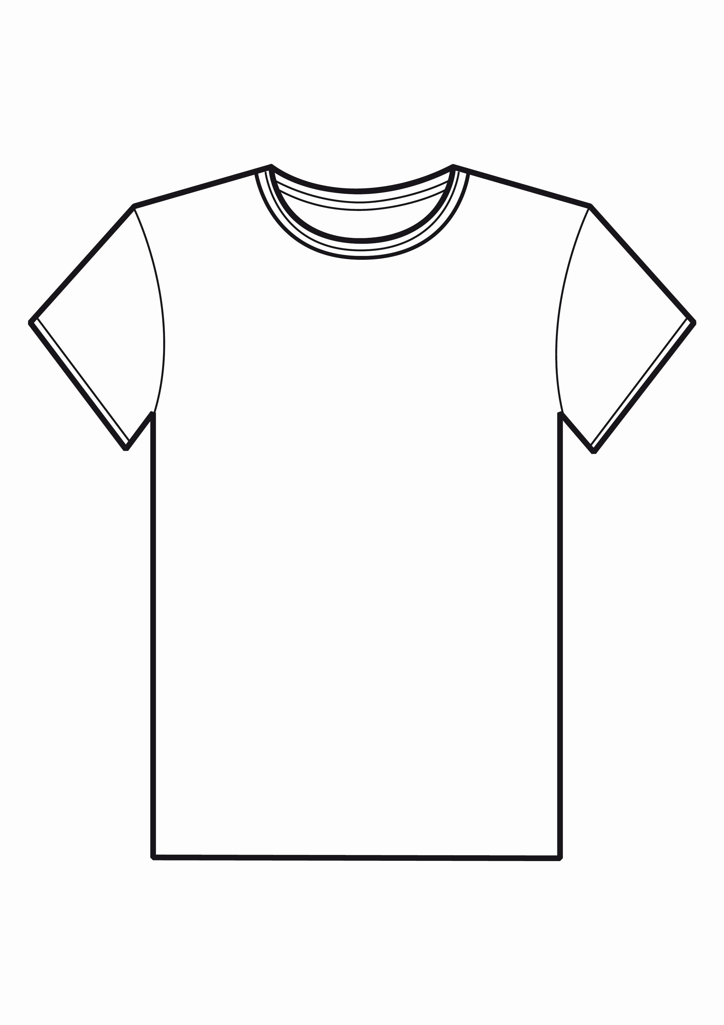 T-shirt Drawing Best Of 71 Free T Shirt Clipart Cliparting