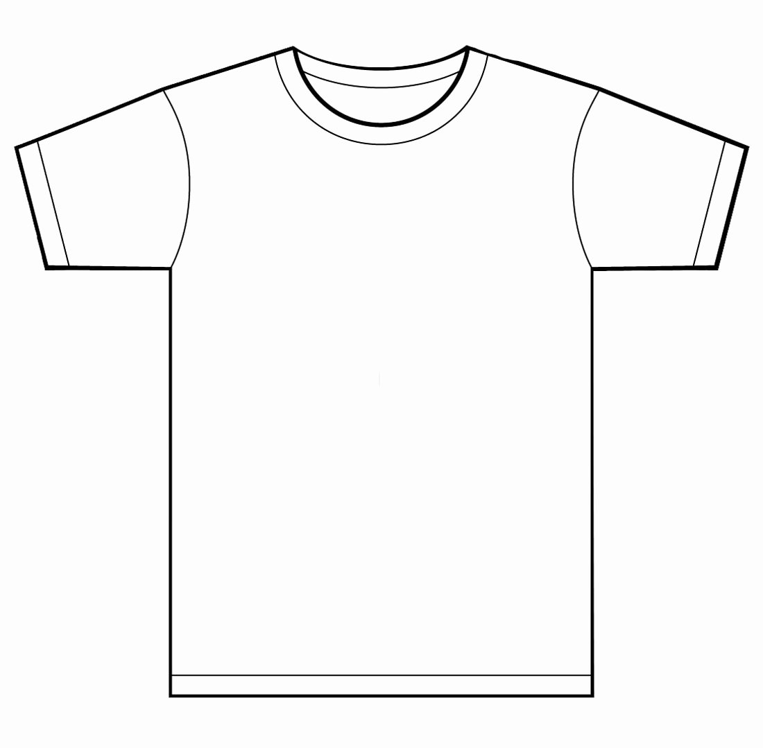 T-shirt Drawing Elegant Free T Shirt Template Download Free Clip Art Free Clip