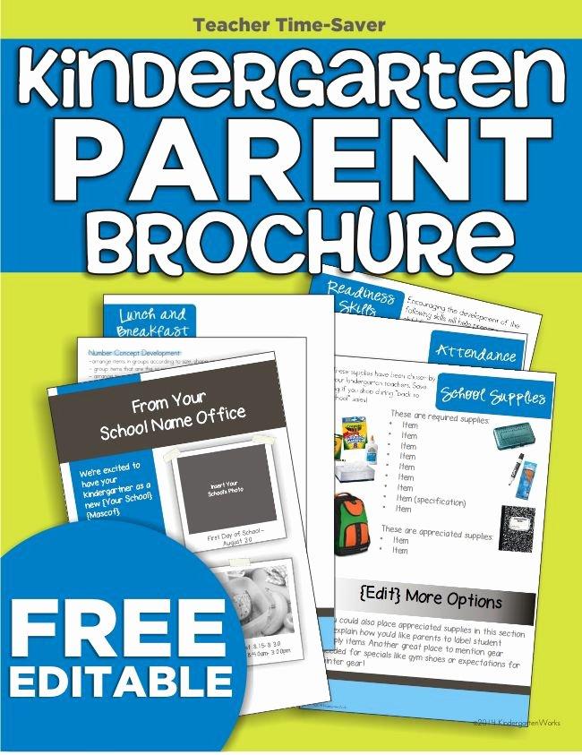 Teacher Brochure for Interview Template Awesome 17 Best Ideas About Teacher Brochure On Pinterest