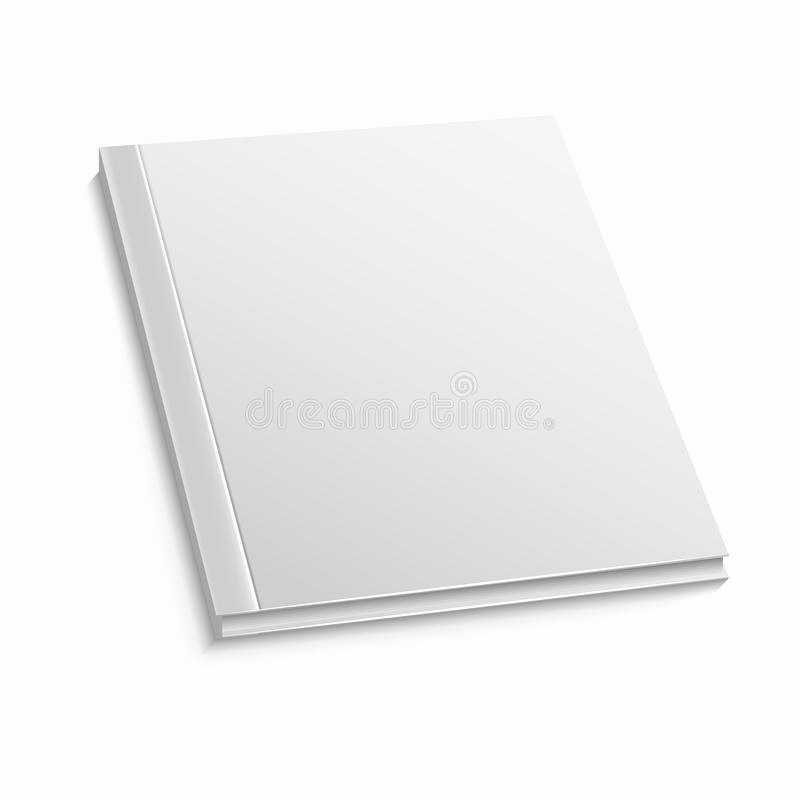 Time Magazine Blank Cover Awesome Blank Magazine Cover Template White Background Vector