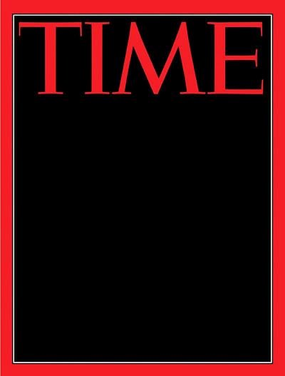 Time Magazine Blank Cover Unique Magazine Cover Template