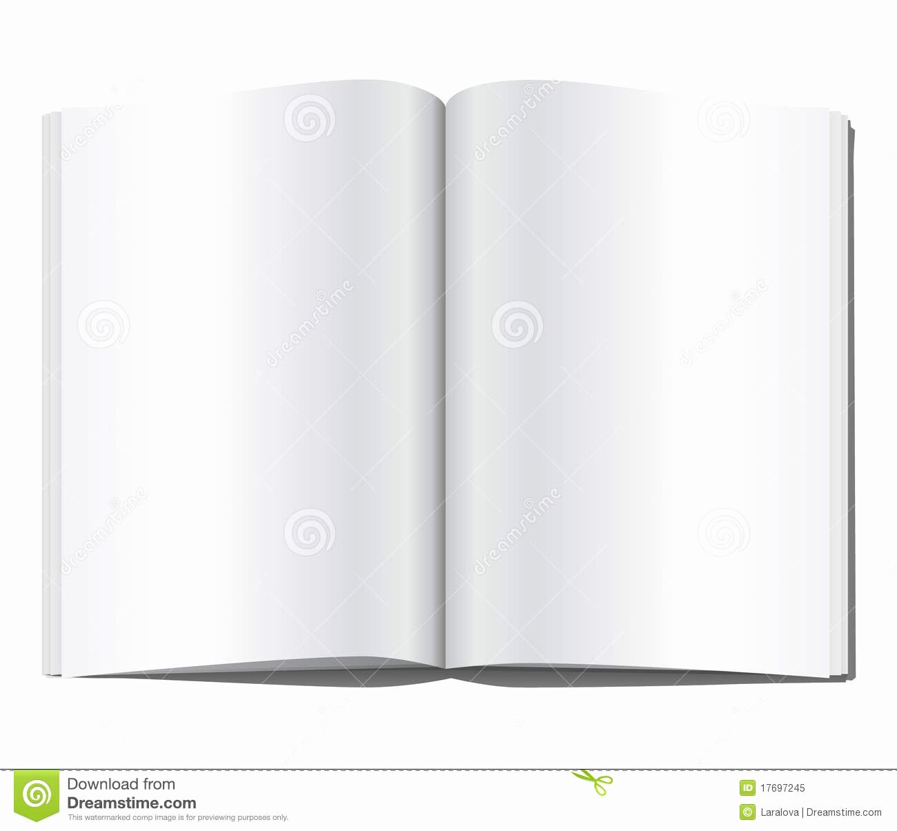 Time Magazine Blank Fresh Blank Magazine Page Stock Vector Image Of Copybook Diary