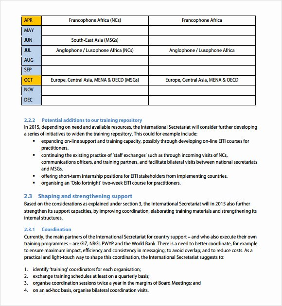 Training Agenda Template In Word Awesome 8 Training Agenda Samples Pdf Word