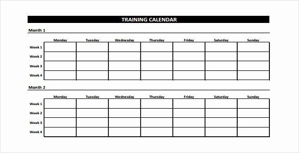 Training Log Template Fresh Workout Log Template – 14 Free Word Excel Pdf Vector