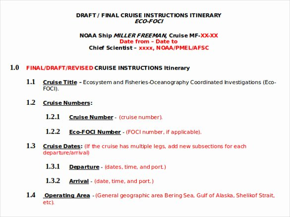 Travel Itinerary Template Word 2010 New 13 Itinerary Templates Free Microsoft Word Documents