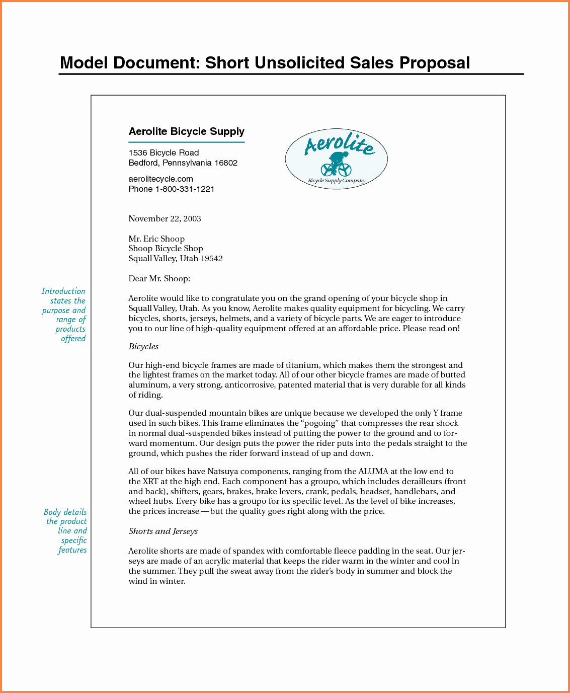 10 sales business proposal template